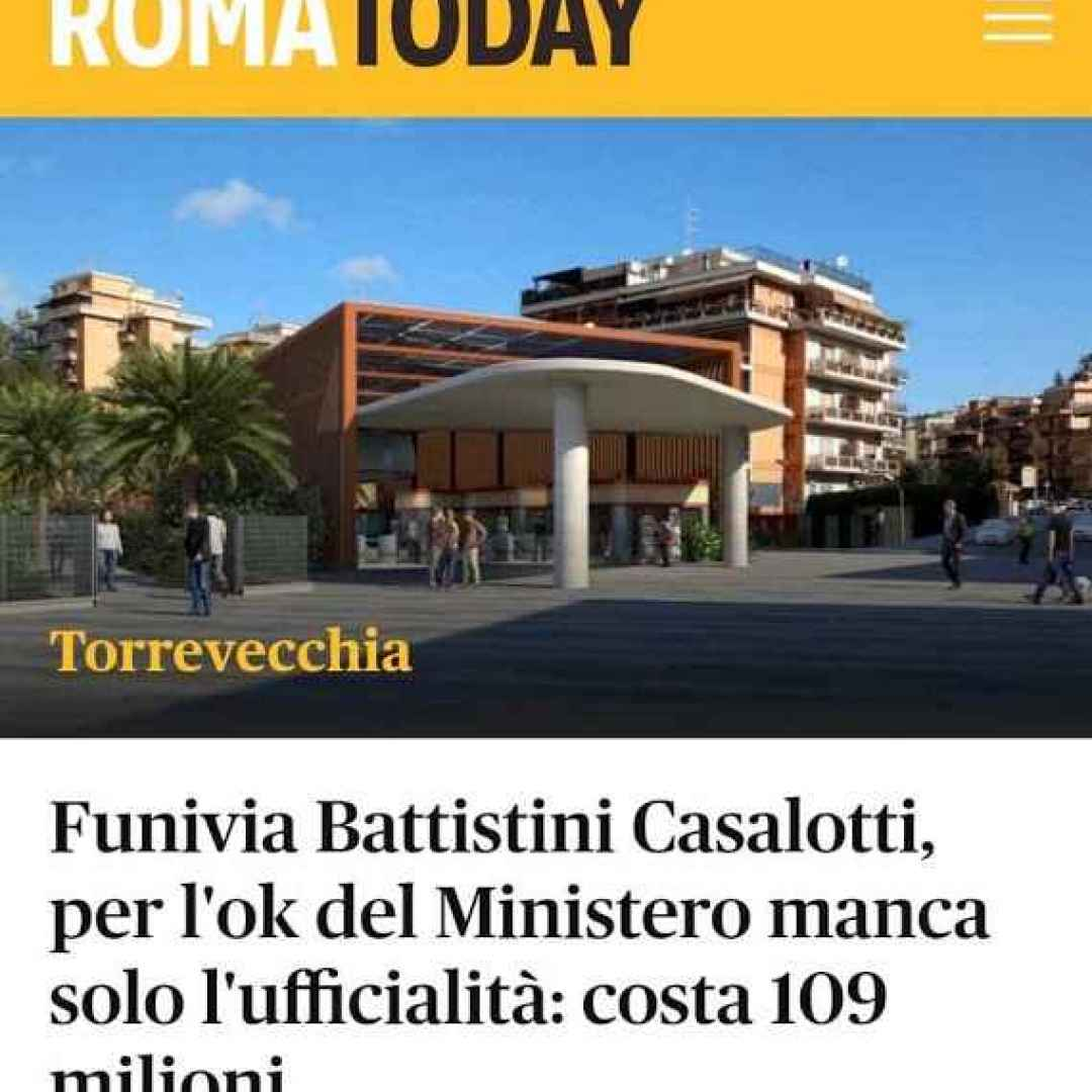 atac  roma  trasporto pubblico  funivia