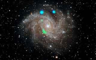 vai all'articolo completo su galassie