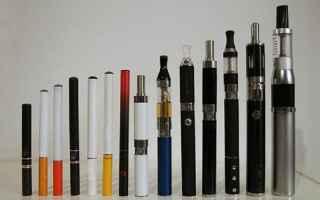 Salute: sigarette elettroniche