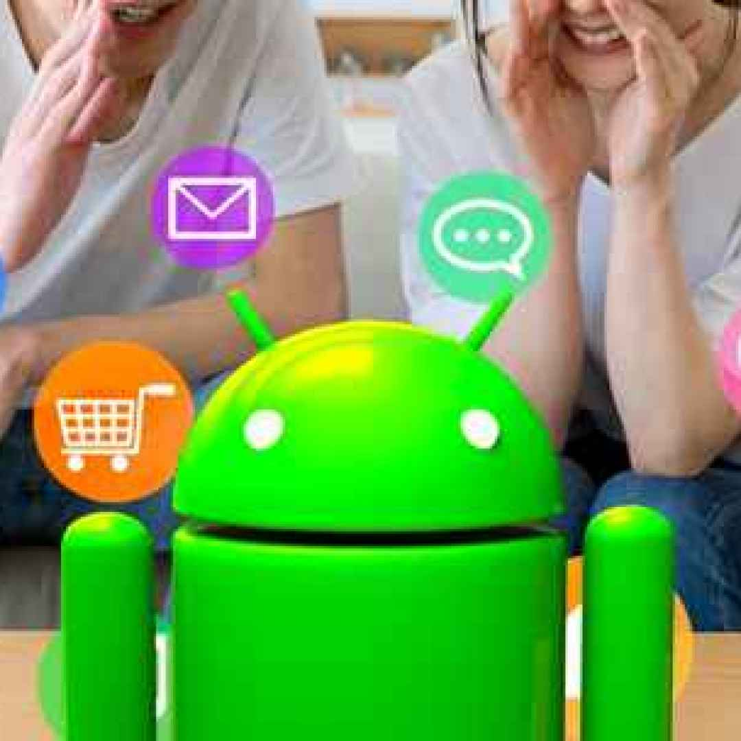 assistente vocale android smartphone app