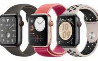 Gadget: smartwatch  apple watch