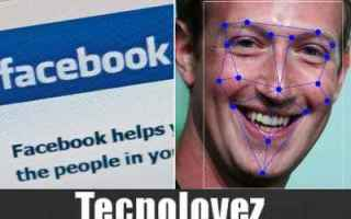 Facebook: facebook disabilitare riconoscimento