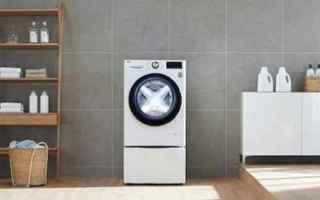 Hardware: domotica  lavatrice