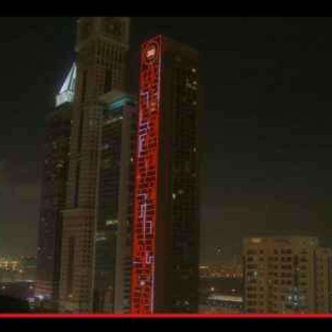 architettura  dubai  grattacieli  torri