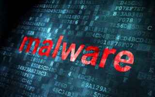 Sicurezza: malware  italia  cybersecurity