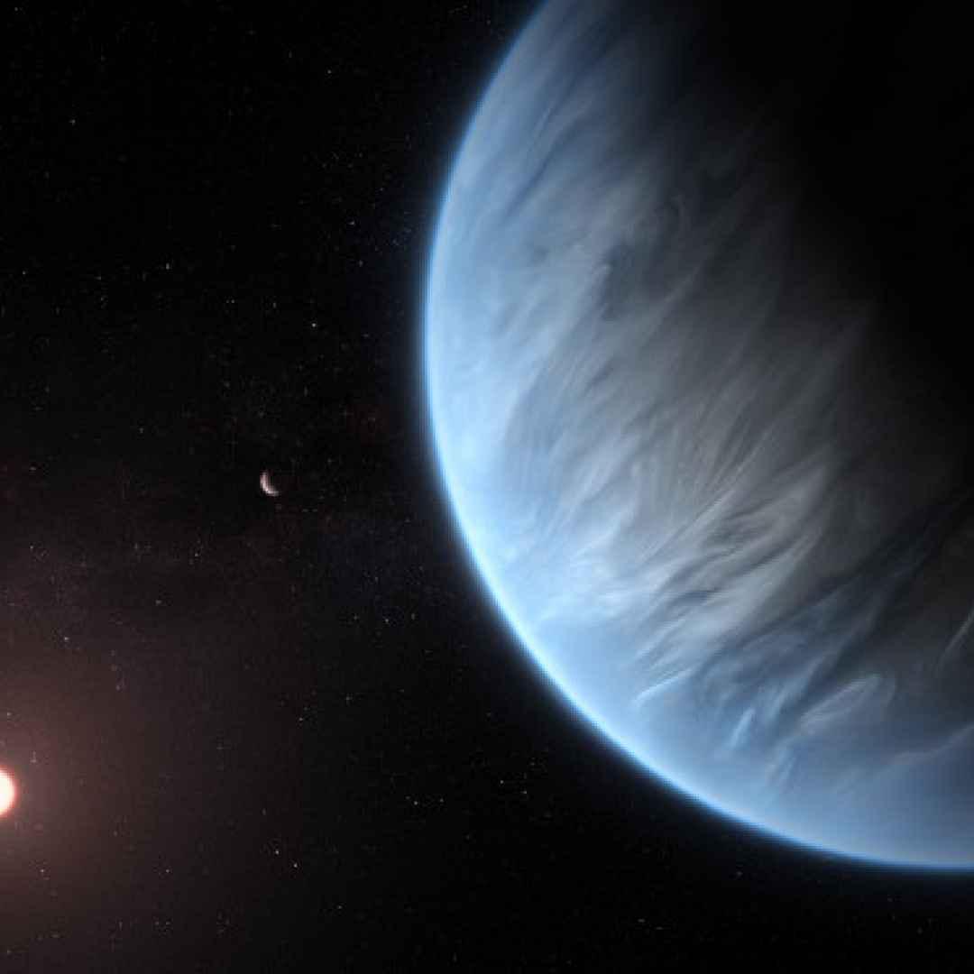 esopianeti  super-terre  hubble