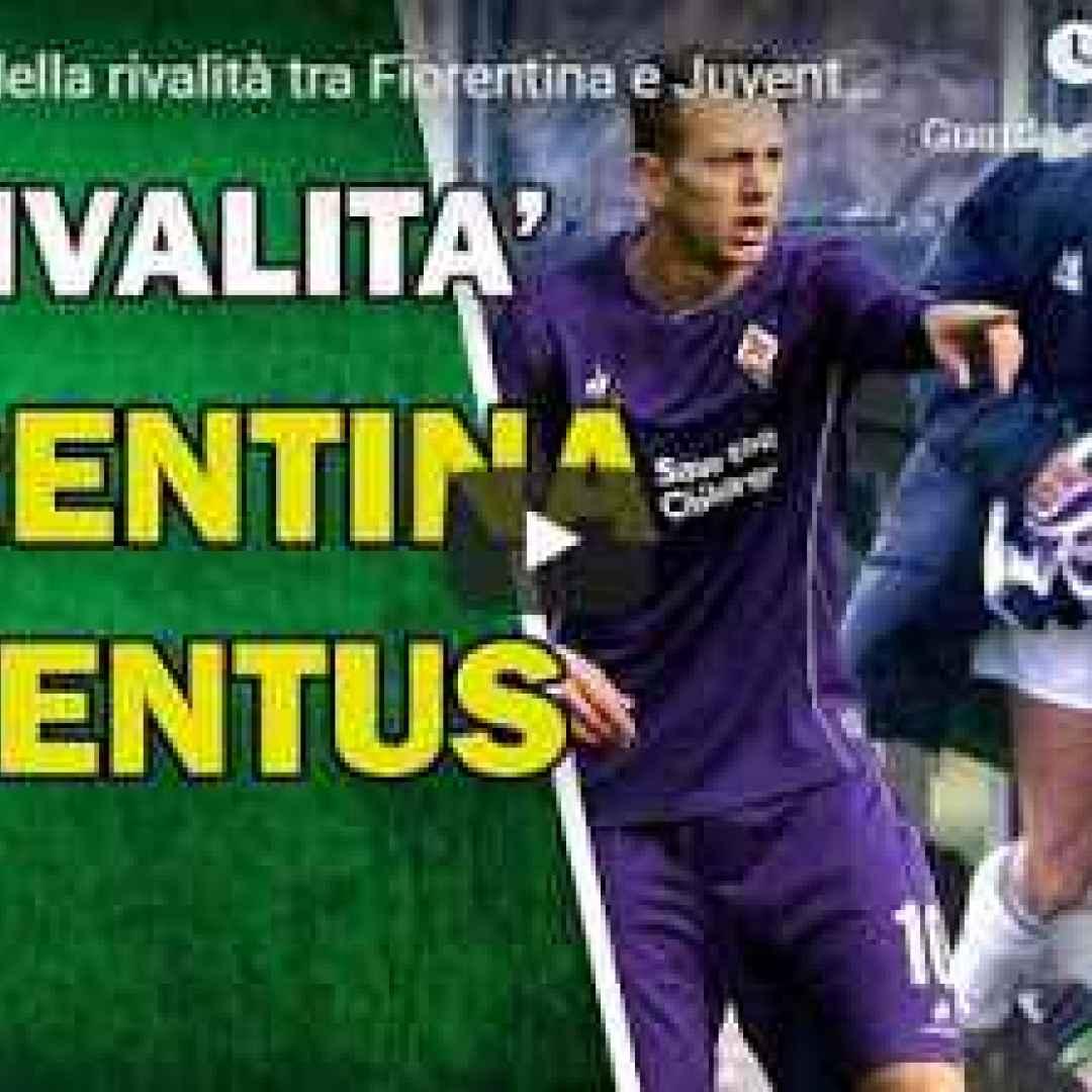 fiorentina juventus video storia calcio