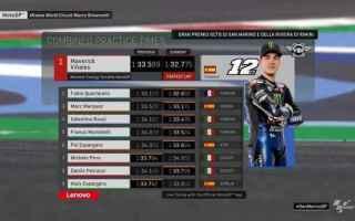 MotoGP: GRAN PREMIO DI SAN MARINO FP1-FP2: DUELLO VINALES-QUARTARARO