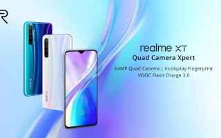 Cellulari: realme xt  realme  quad camera xpert