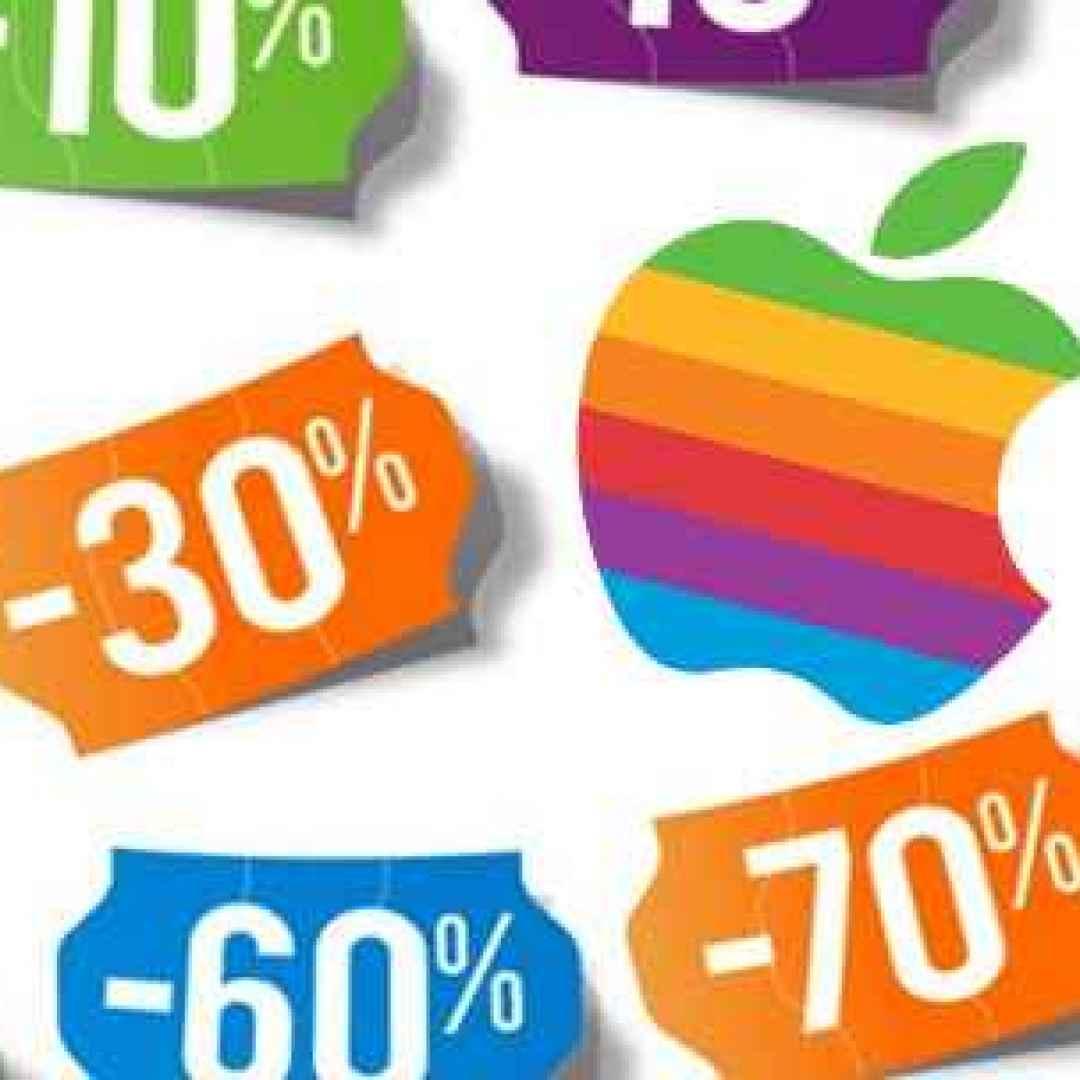 iphone apple sconti app giochi gratis