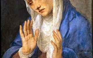 Religione: addolorata  iperdulia  vergine maria