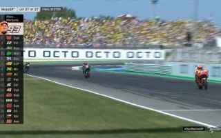 MotoGP: GRAN PREMIO DI SAN MARINO: MARQUEZ BATTE QUARTARARO E TORNA ALLA VITTORIA