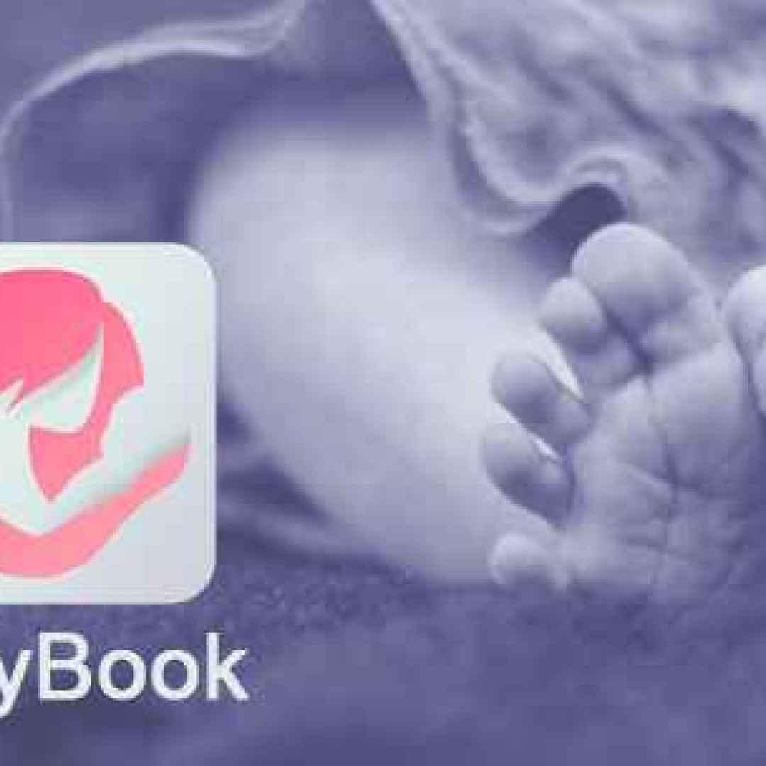 neonato genitori android diario salute