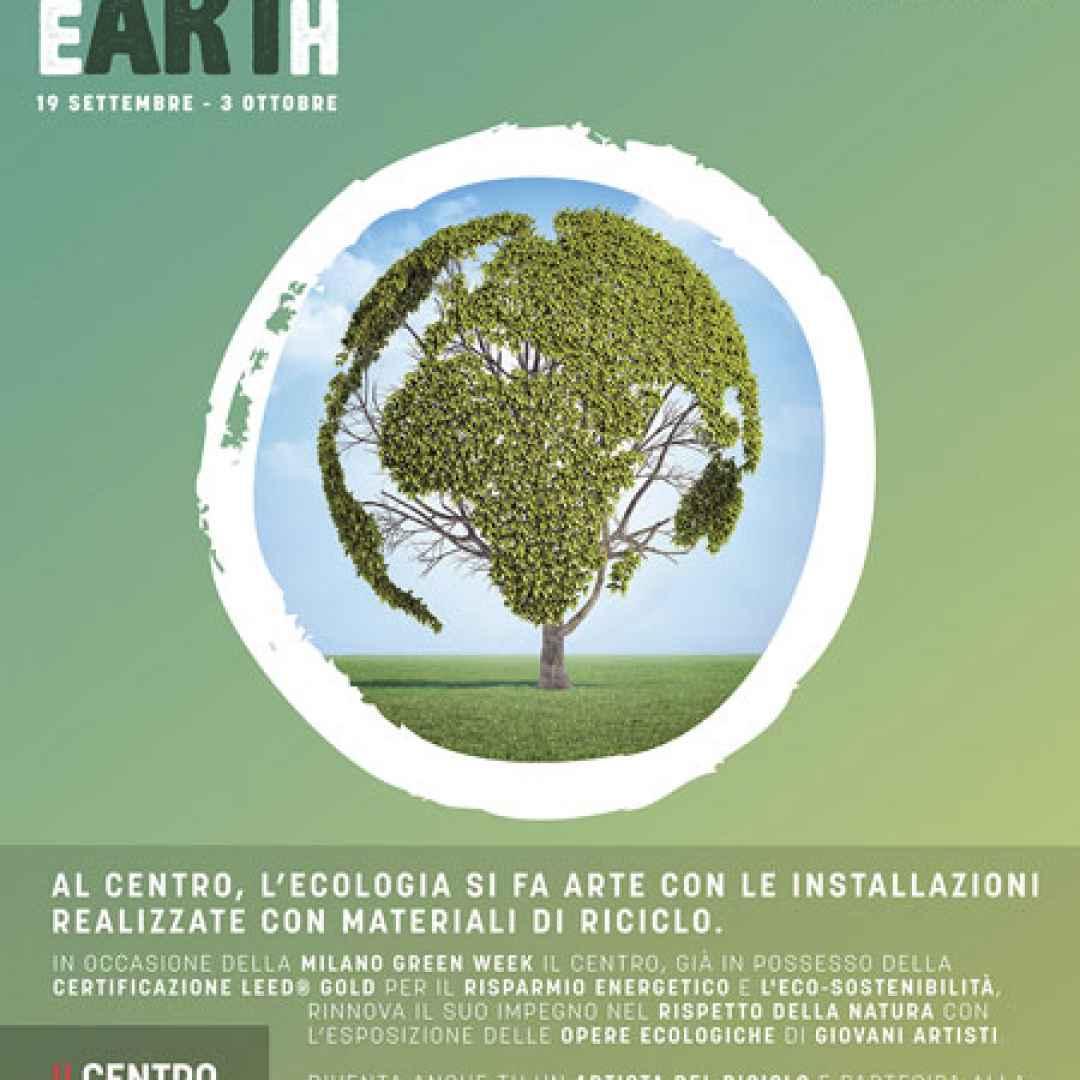 mostre  arte green earth milano