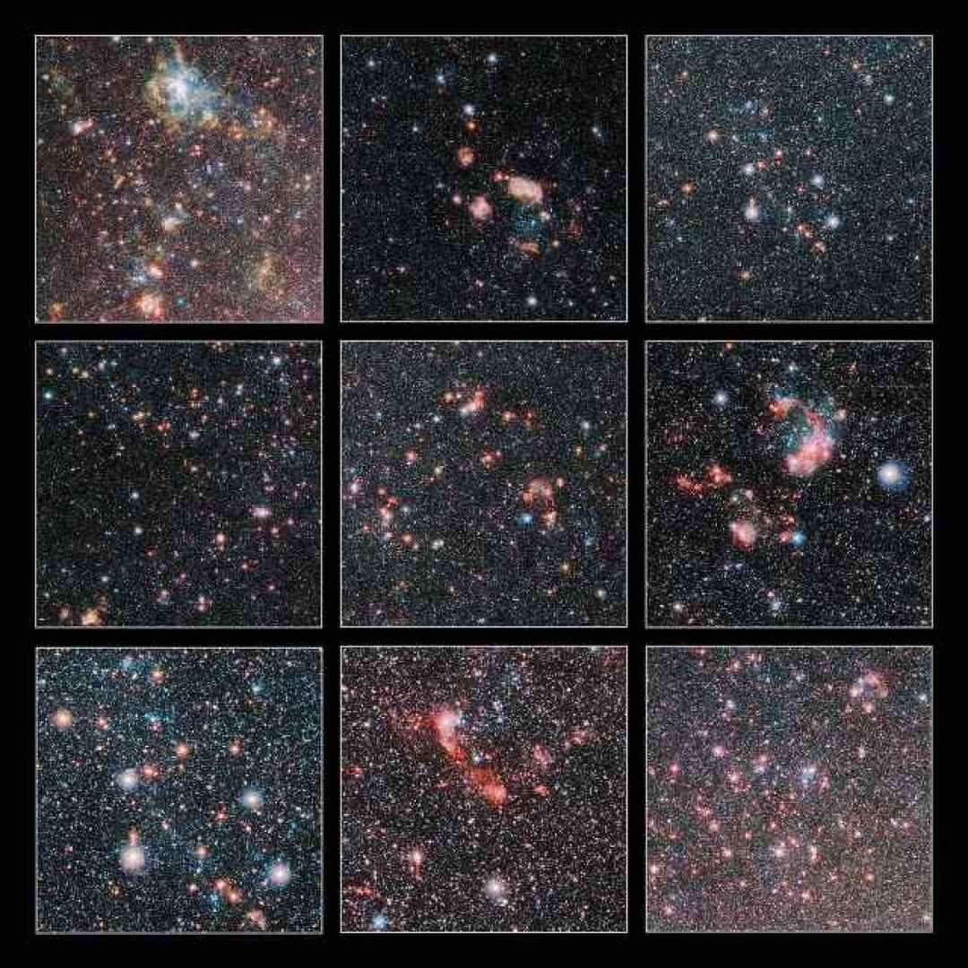 galassie nane  stelle