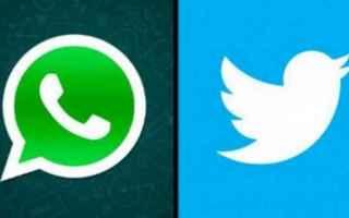 WhatsApp: whatsapp  twitter