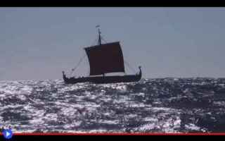 dal Mondo: navi  vichinghi  esperimenti