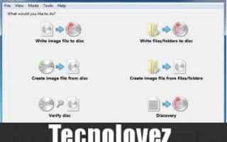 Computer: imgburn programma masterizzare