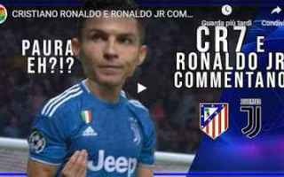 Video divertenti: ronaldo cr7 juventus juve video