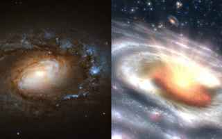 Astronomia: quasar  galassie  buchi neri