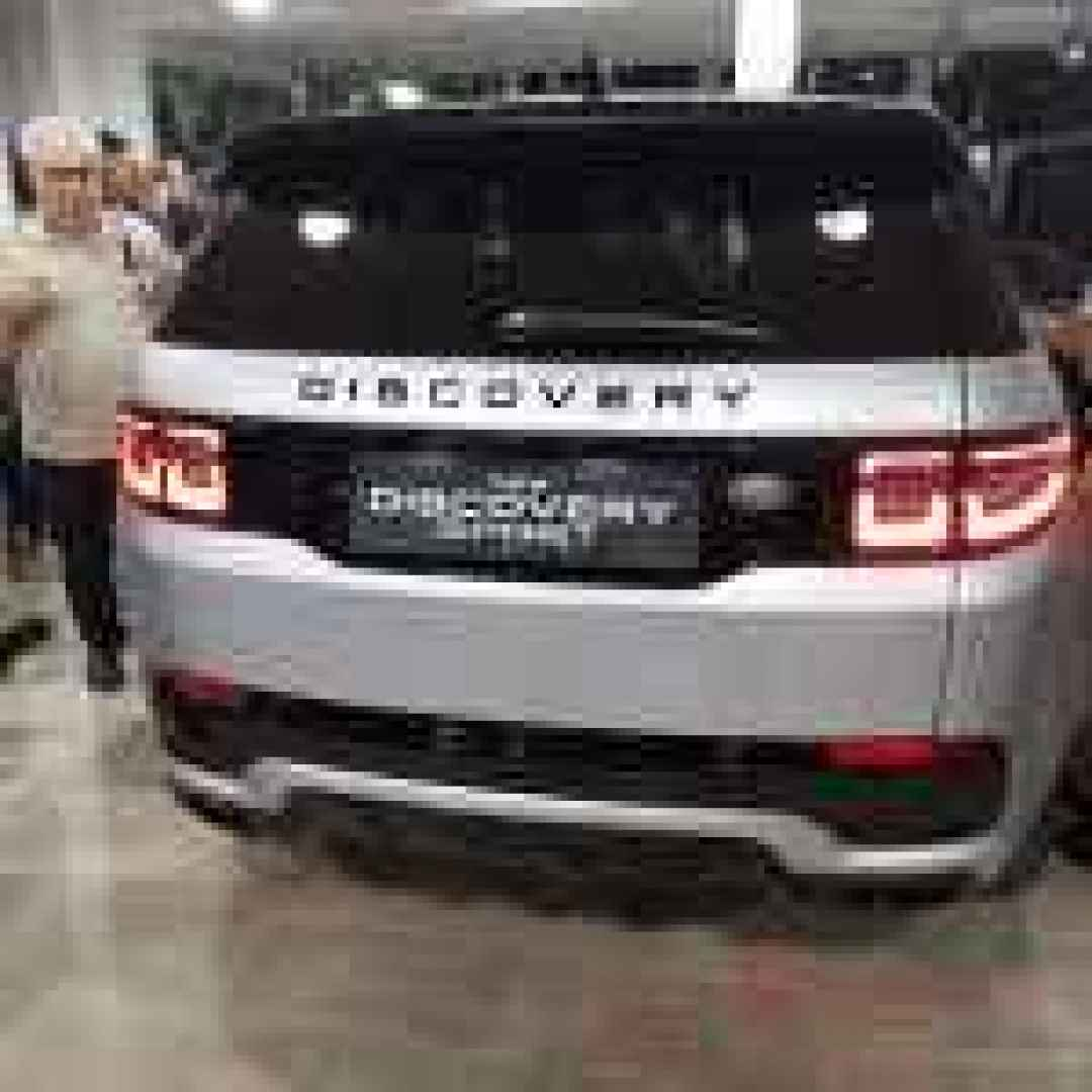 land rover  hybrid  discovery sport