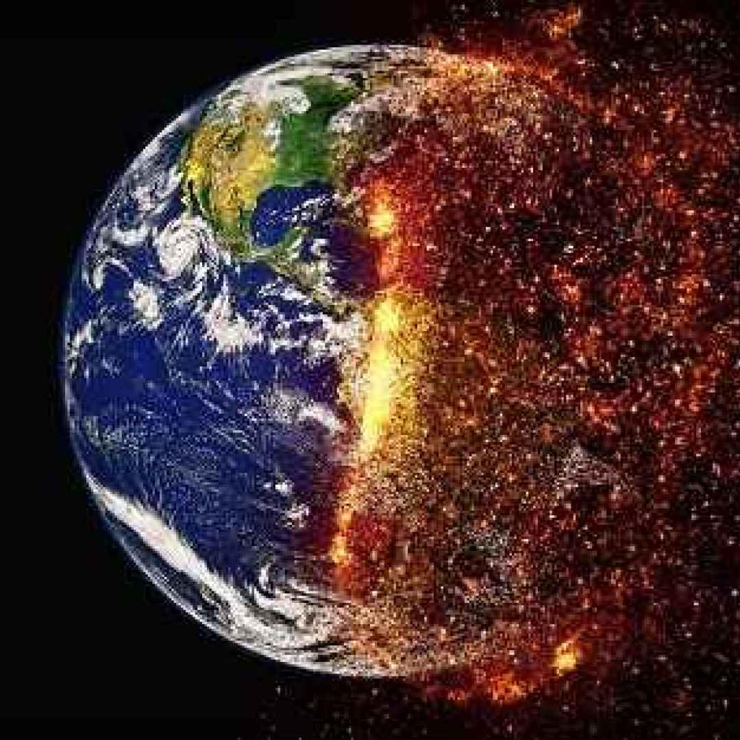 riscaldamento globale  global warming