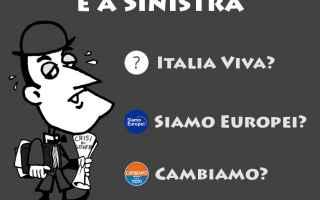 scissioni  altra italia  renzi  conte