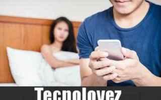 Amore e Coppia: smartphone  tradimenti