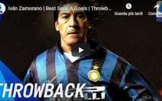 inter video gol calcio zamorano