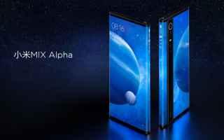 Cellulari: xiaomi mi mix alpha  mi mix alpha  5g