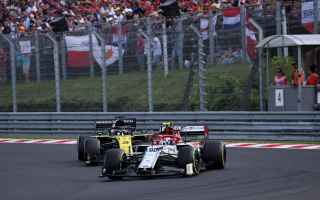 Formula 1: formula 1  renault  alfaromeo