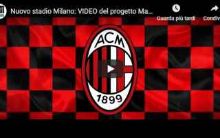 milano video stadio milan inter