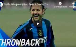 Serie A: video calcio inter lazio sampdoria