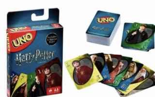 Giochi: carte  gioco  bambini  harry potter