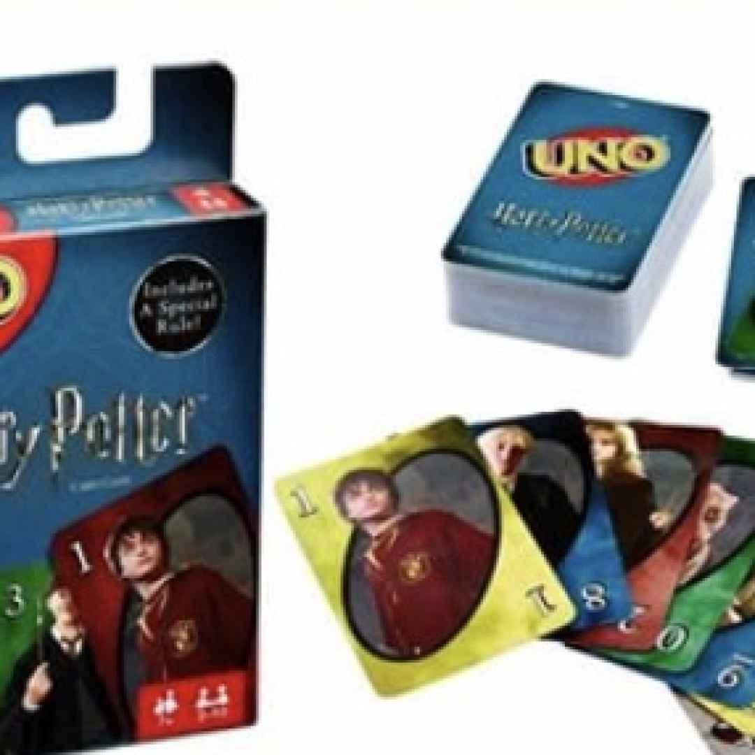 carte  gioco  bambini  harry potter
