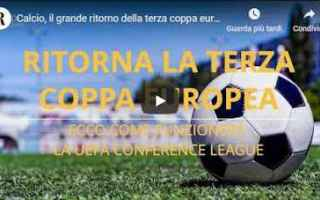 Calcio: uefa coppa calcio video europa
