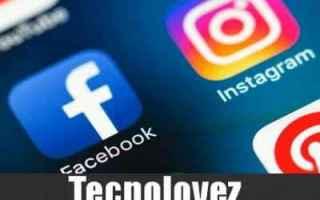 Internet: instagram facebook down