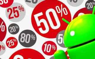 Tecnologie: android sconti gratis app giochi icone