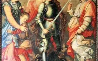 arcangeli  festa liturgica  gabriele