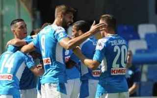 Serie A: napoli  brescia  balotelli
