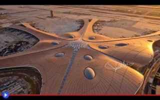 dal Mondo: aeroporti  aviazione  architettura  cina