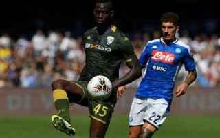 Serie A: napoli  balotelli  brescia