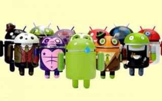 Sicurezza: virus  android