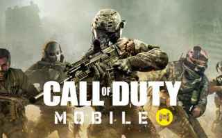 Mobile games: call of duty android iphone videogioco