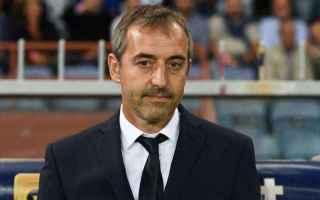 Serie A: genoa  milan  sampdoria