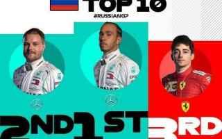 Tanto spettacolo e sorprese anche a Sochi, dove Lewis Hamilton è riuscito a fermare la serie di 3 s
