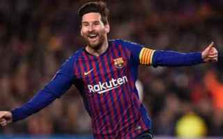 Champions League: messi barcellona champions bomber record