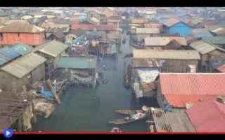 dal Mondo: luoghi  città  nigeria  lagos  africa