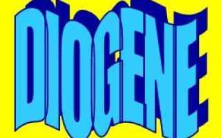 Storia: diogene  significato  etimologia