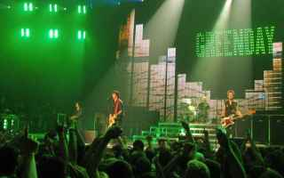 Musica: auto  incidenti  green day